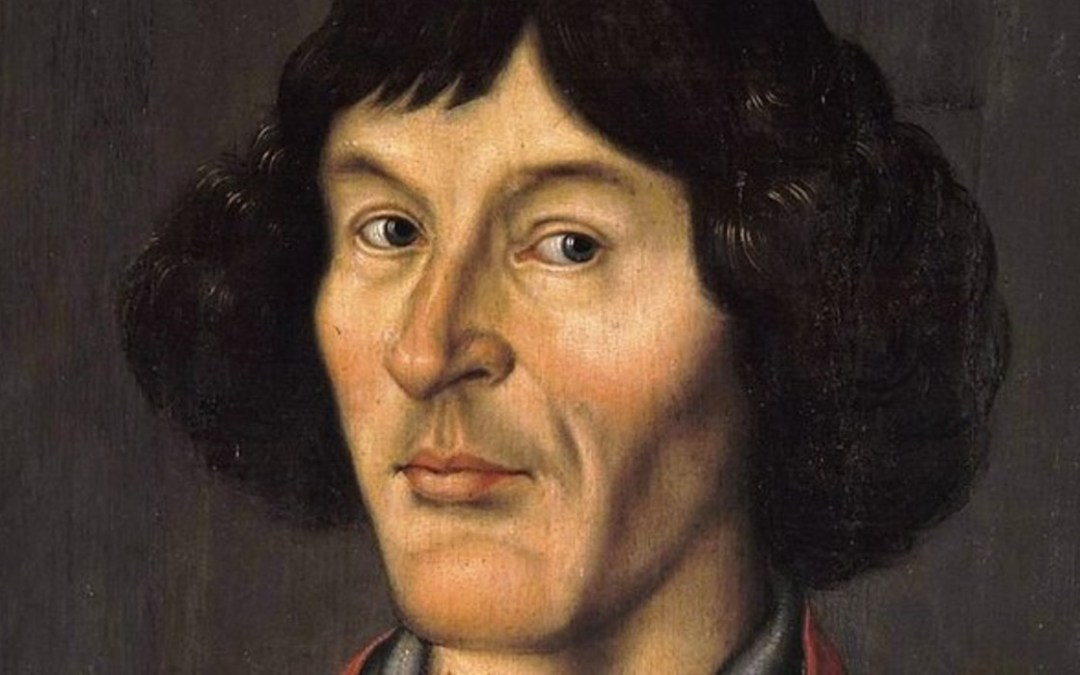 548 éve született Nicolaus Copernicus