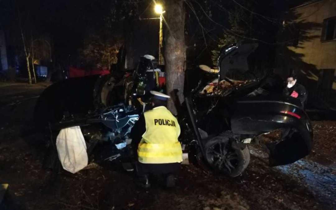 Ukránok vesztették életüket egy lengyelországi balesetben