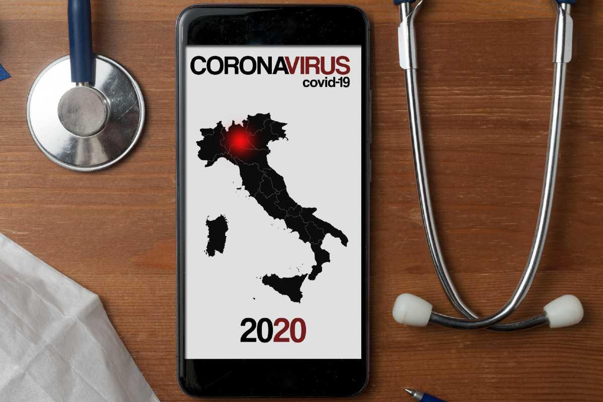 koronavírus Olaszország