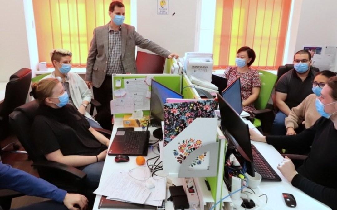 Az epilepszia gyógyításán dolgoznak a Szegedi Tudományegyetem agykutatói