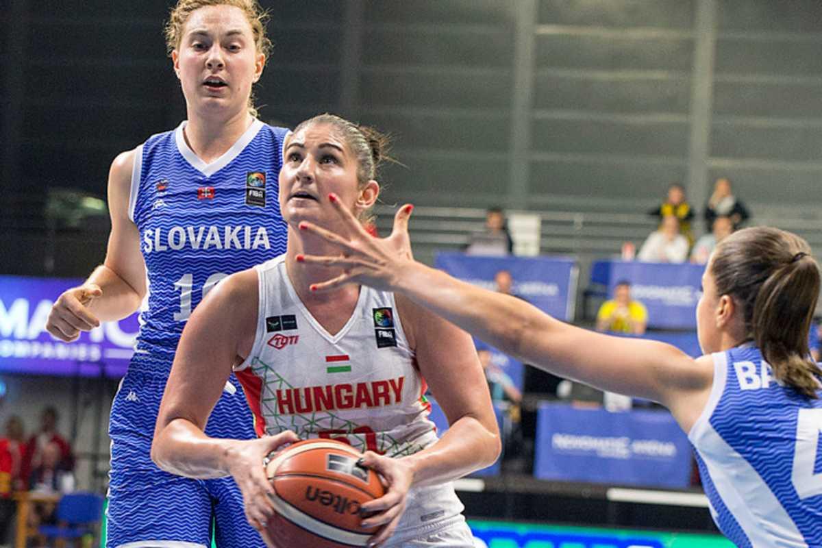Zele Dorina kosárlabda