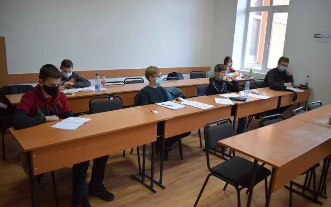 Befejeződött a matematika tehetséggondozó és versenyfelkészítő hétvége