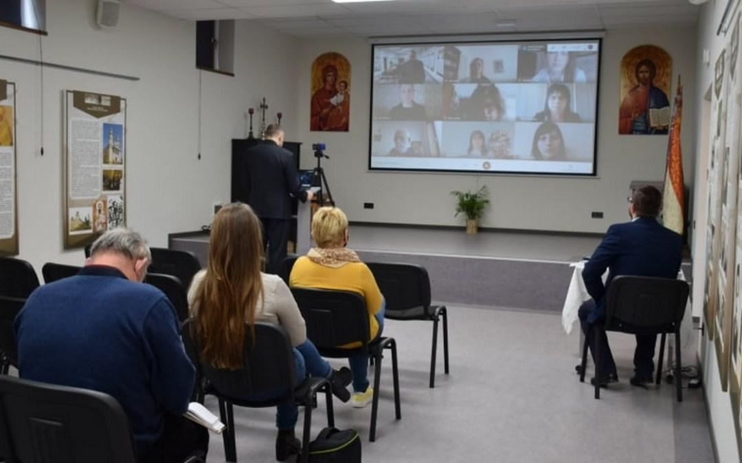Megtartották az Ortutay Elemér VII. Keresztény Tudományos Diákköri Konferenciát
