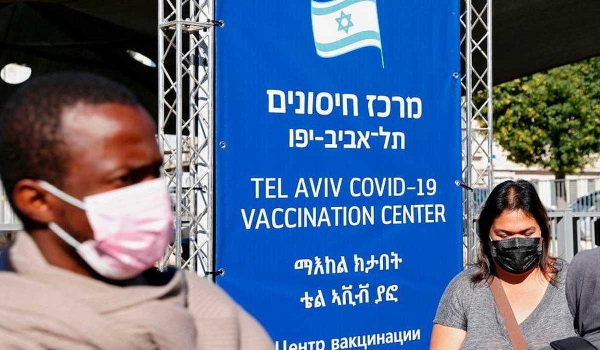 Izrael koronavírus Tel Aviv