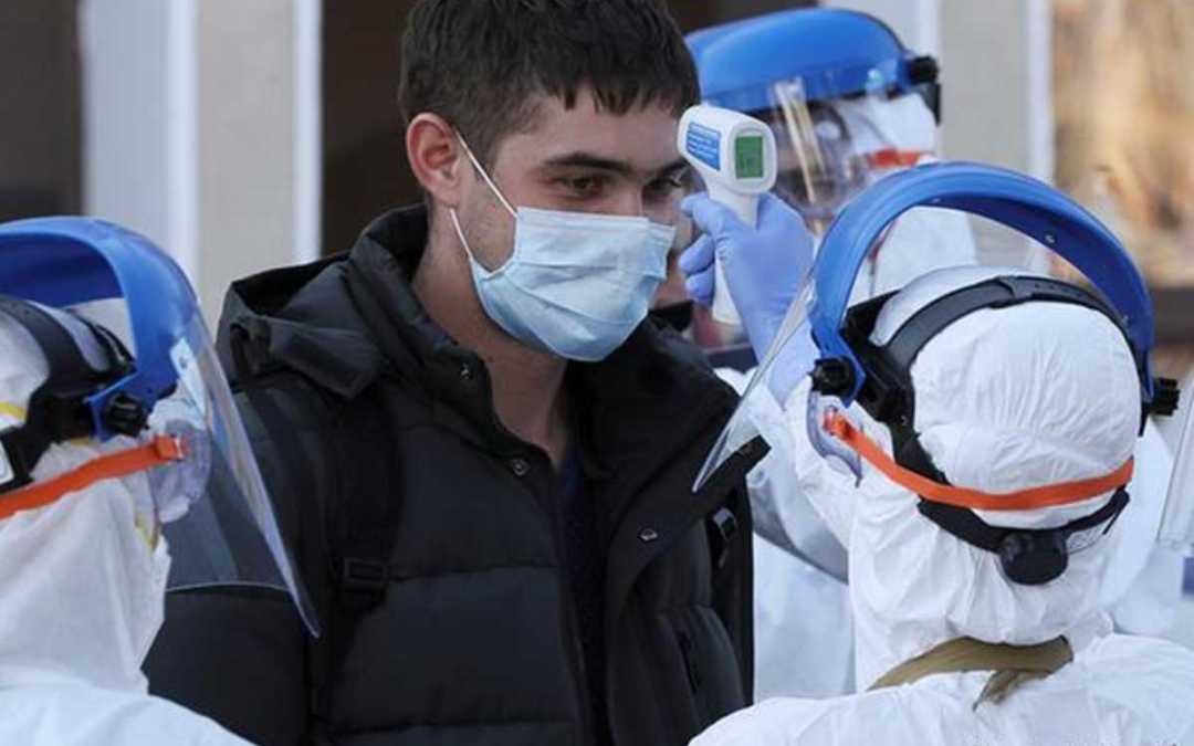 Koronavírus Ukrajnában: 11 680 új beteg, 457 áldozat