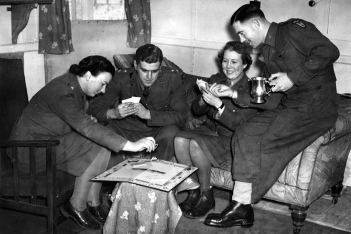Monopolyzók 1942-ben