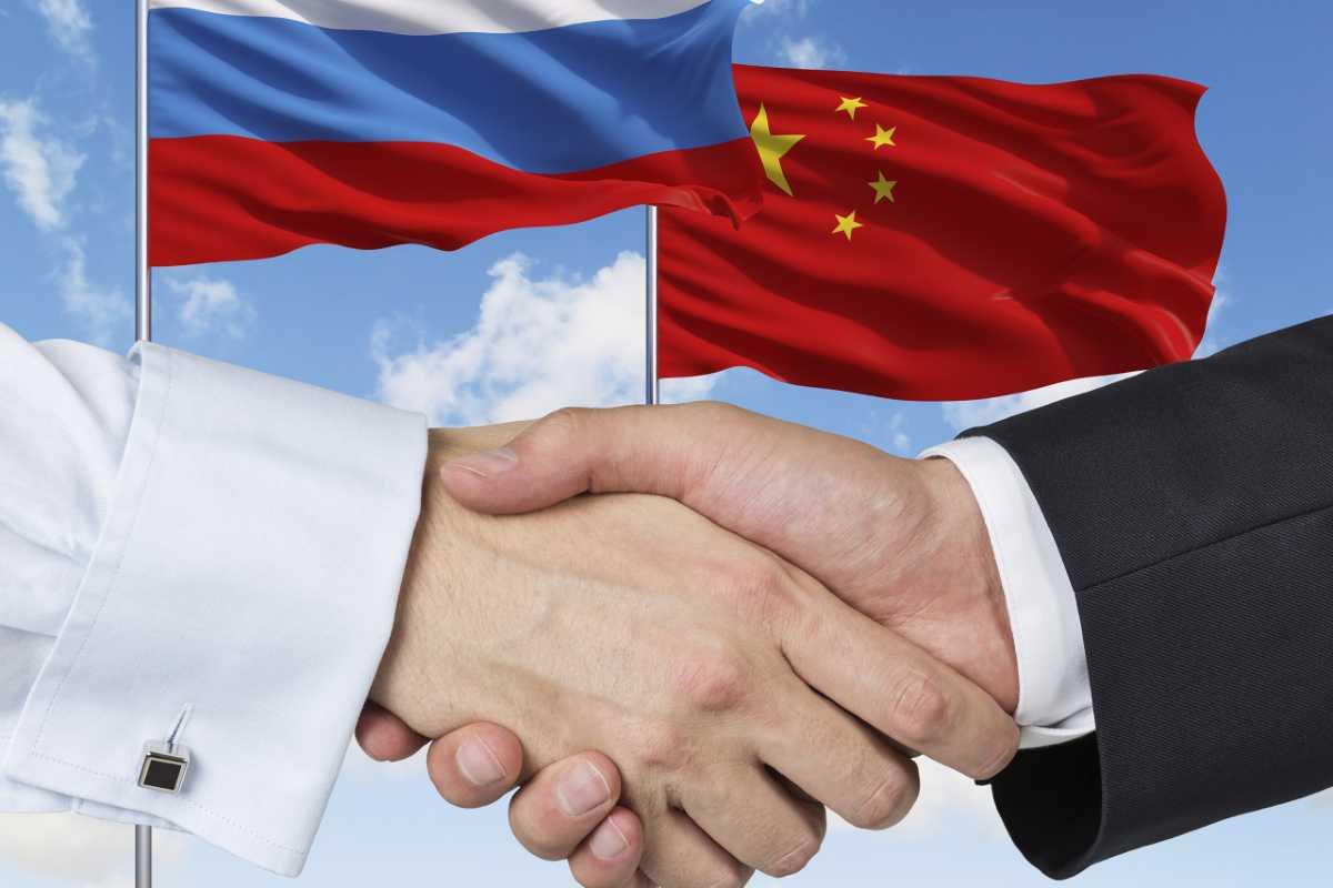orosz kínai