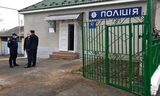 Rendőrőrs nyílt a Beregszászi kistérségben