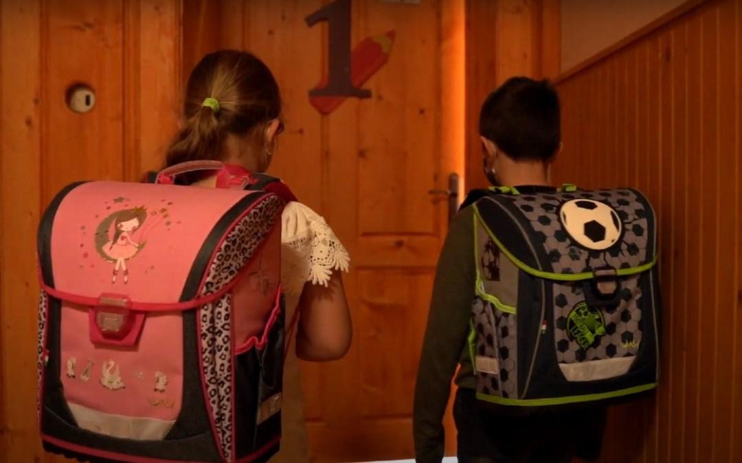 Rákóczi Szövetség: 10 ezer iskolatáska a magyar iskolába iratkozóknak