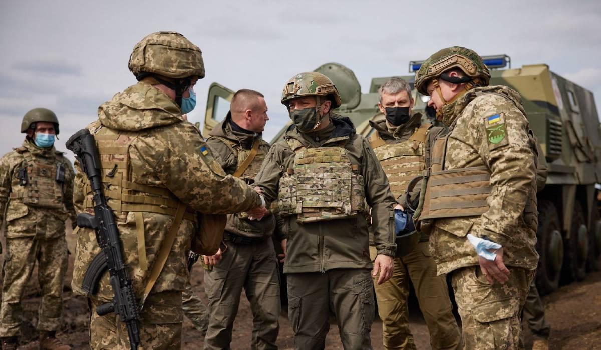 katonaság Ukrajna