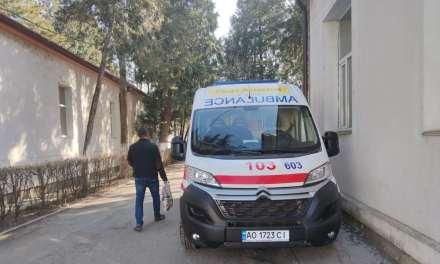 Koronavírus Kárpátalján: 350 új beteget regisztráltak