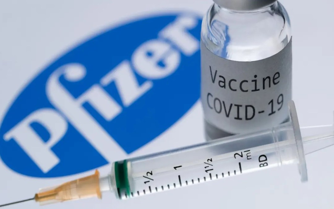 Ukraine signs deal with Pfizer for supply of 10 mln vaccine doses