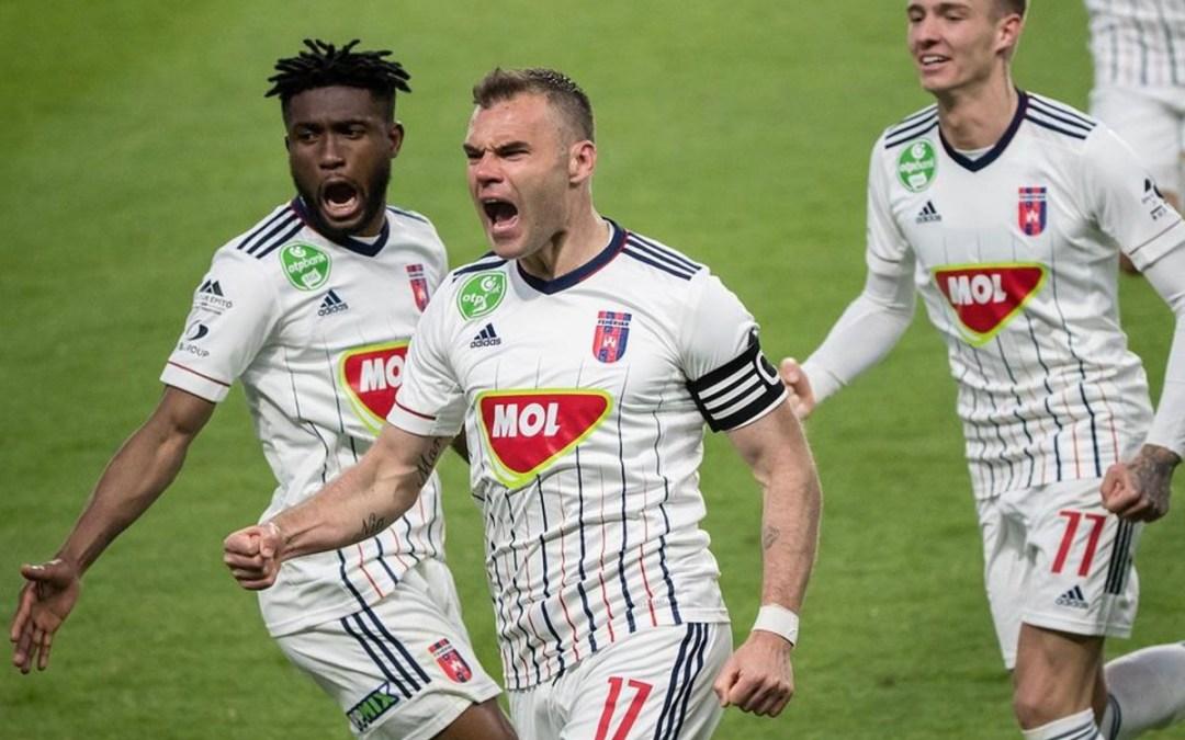 Magyar Kupa: MOL Fehérvár – Újpest döntőt rendeznek