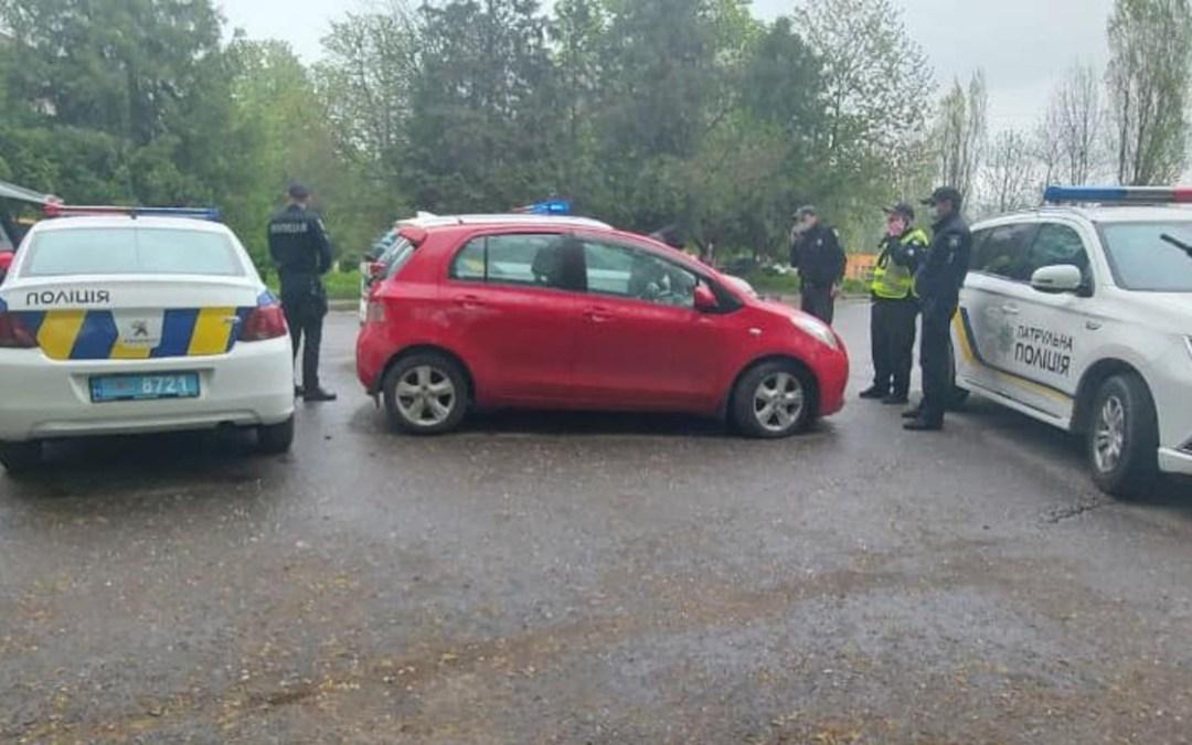 Agresszív sofőrt tartóztattak le Ungváron