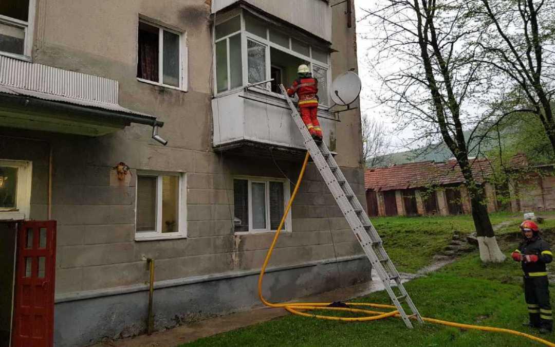 Füstmérgezésben halt meg egy férfi Szolyván