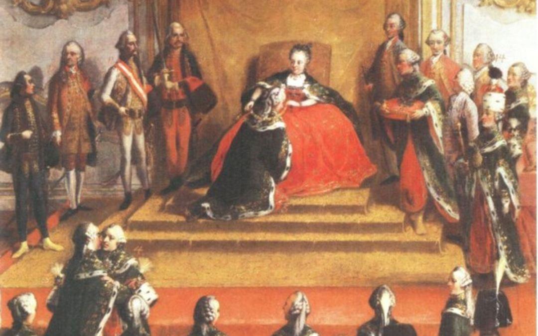 257 éve alapította Mária Terézia a Szent István-rendet