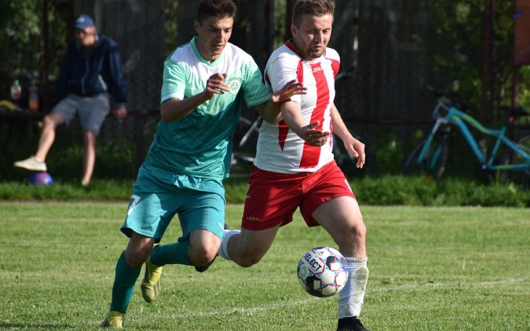 Hengerelt a Técsői FC, idegenben győzött Nagyszőlős