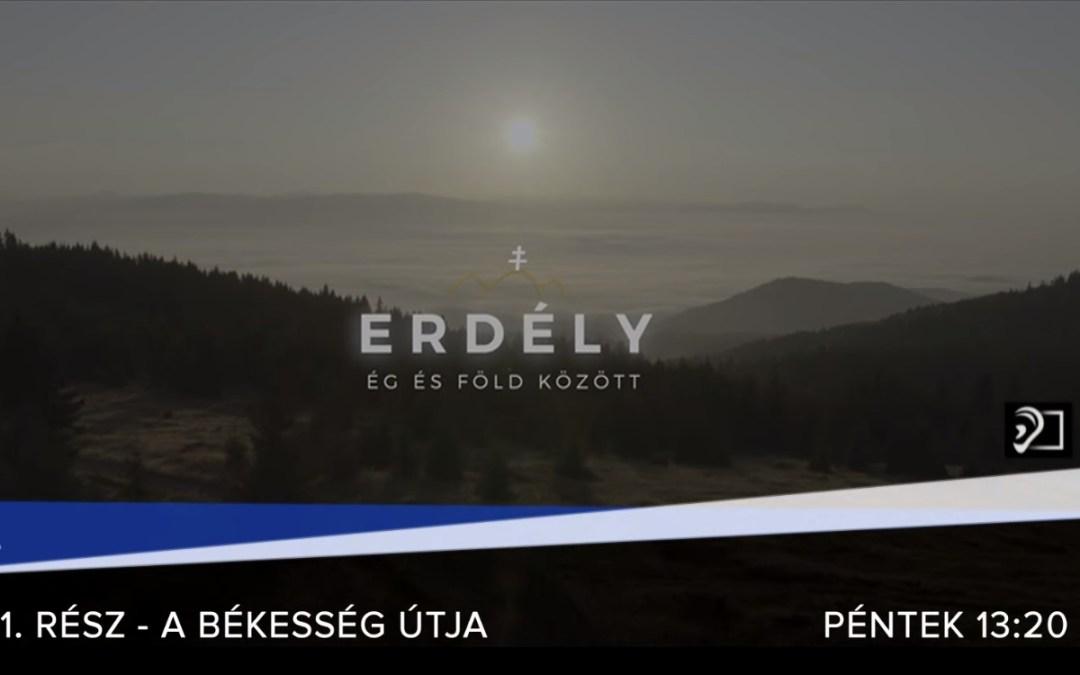 Erdély – Ég és föld között pünkösdkor a Dunán