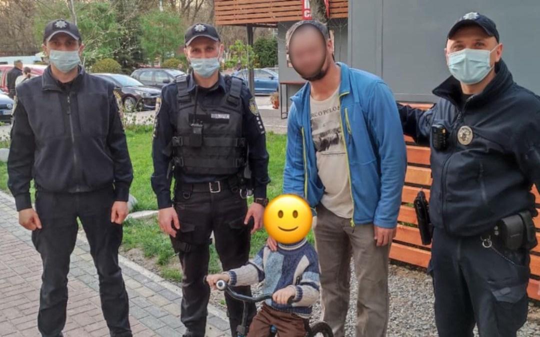 Négyéves kisfiút kerestek Ungváron