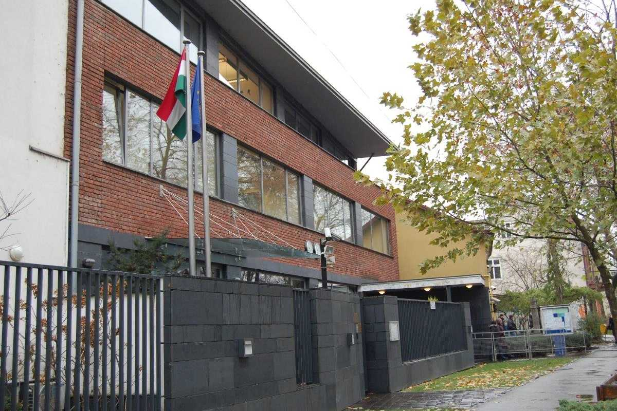 Ungvár konzulátus