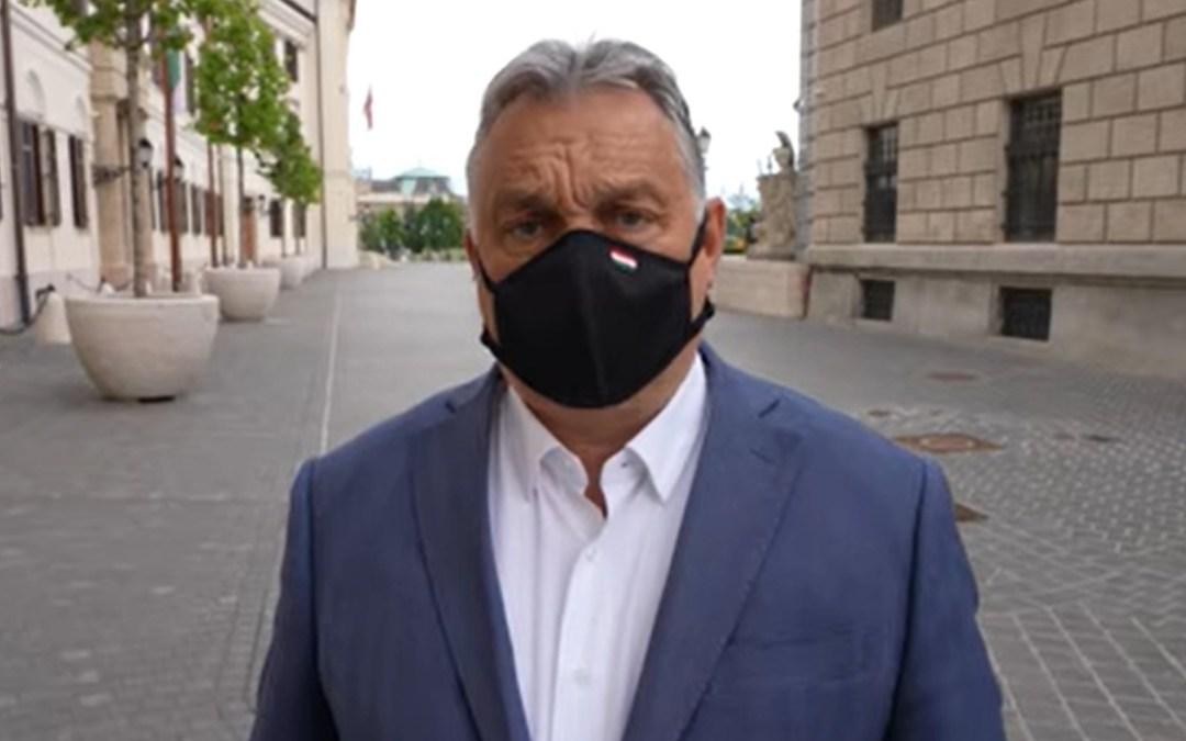 Orbán: Magyarország megvédi Európa határait