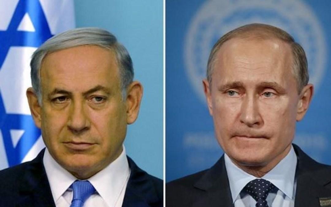 Ukrajnáról tárgyalt Netanjahu és Putyin