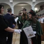 Вручення дипломів у Закарпатському угорському інституті ім. Ференца Ракоці ІІ