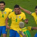 Copa América: lendületben a brazilok