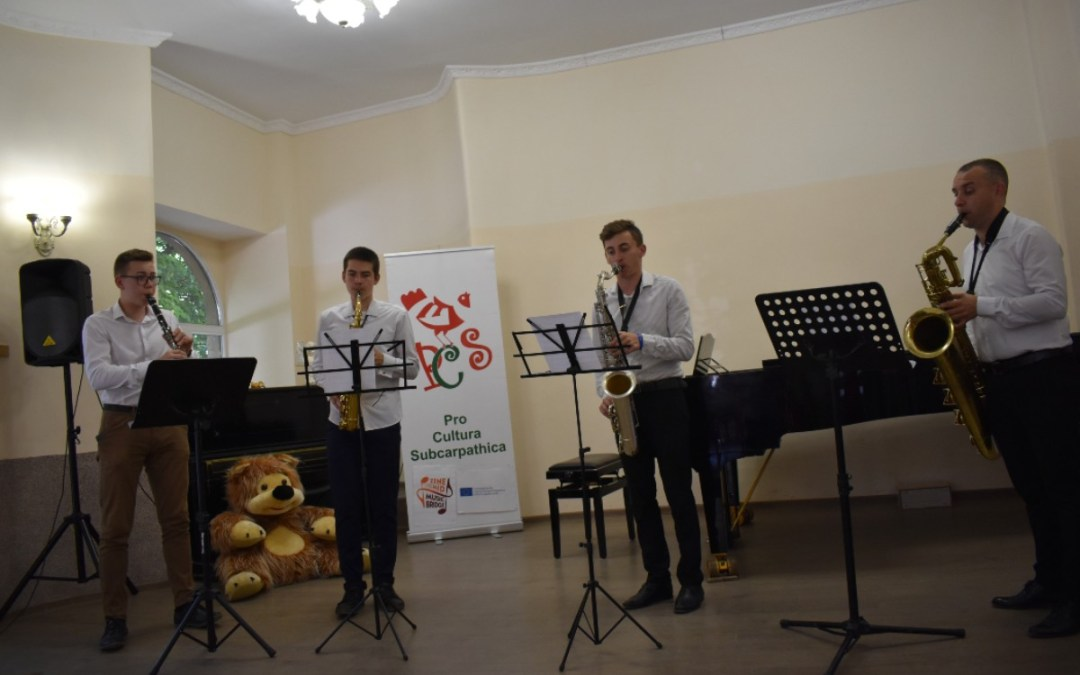 Fúvós koncert a Beregszászi Kodály Zoltán Művészeti Iskolában