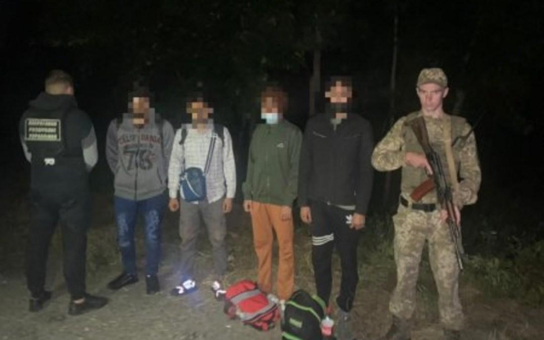 Illegális bevándorlókat vettek őrizetbe Haranglábnál