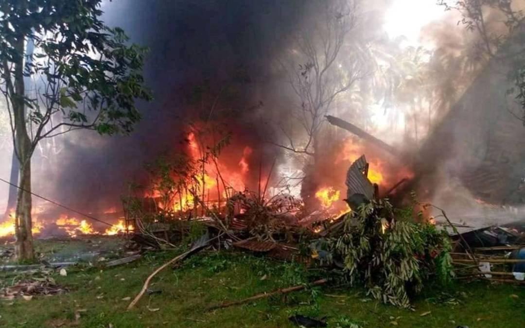Katonai repülőgépet ért baleset a Fülöp-szigeteken, legalább 17-en haltak meg