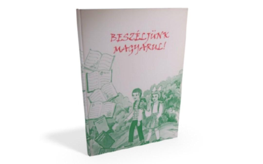 Könyvajánló: Beszéljünk magyarul!