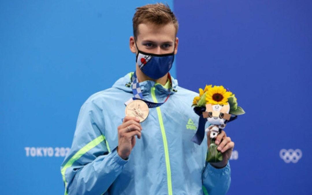 Tokió 2020: az ukrán Mihajlo Romancsuk bronzérmet nyert