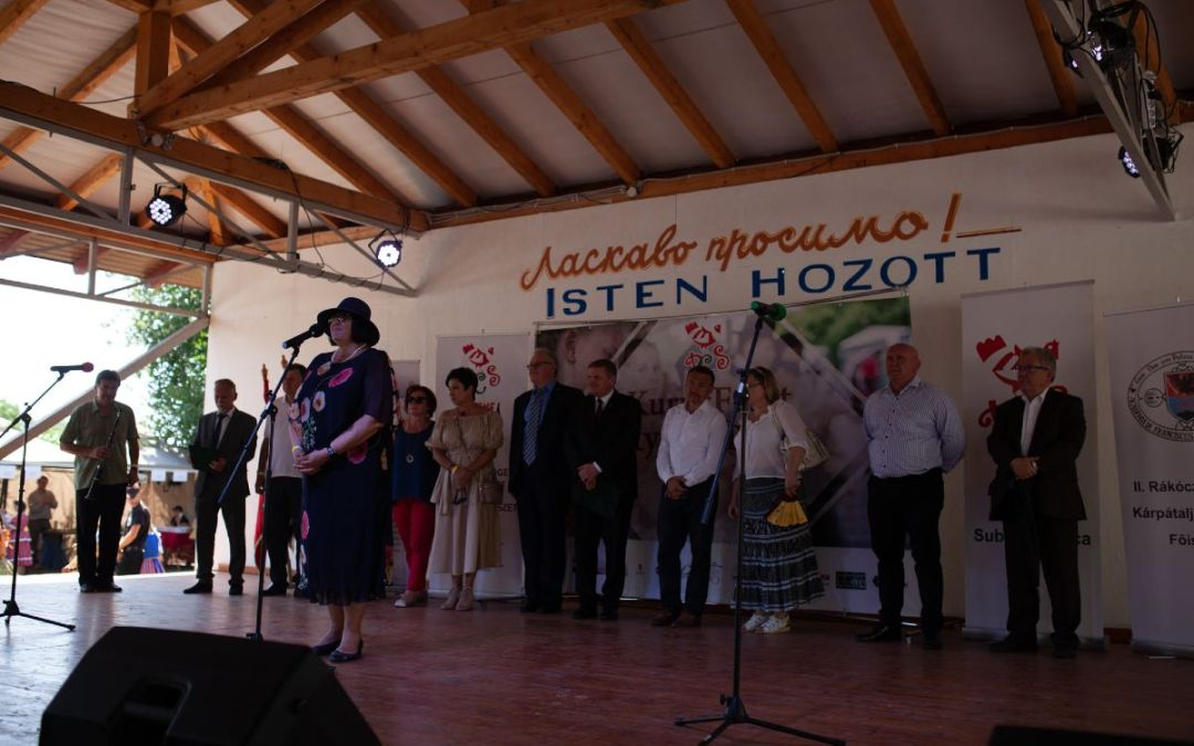 Let's be proud of our ancestors! – IX. KurucFeszt in Tiszapéterfalva