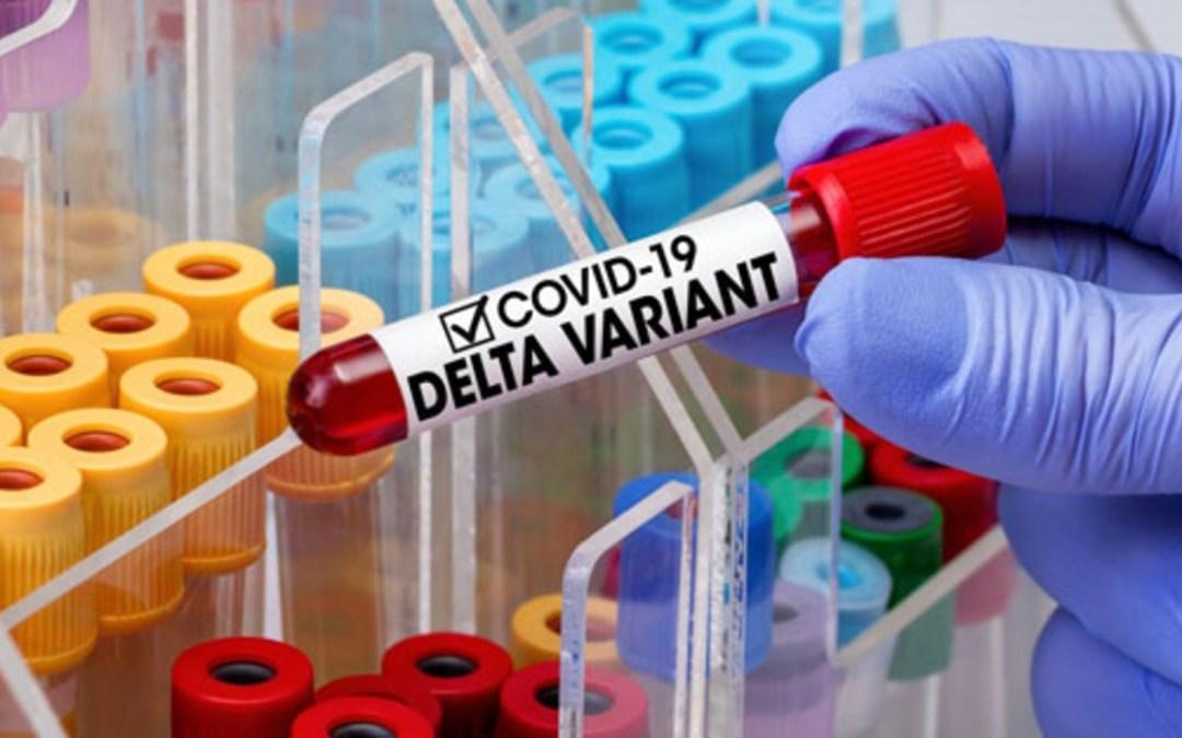 Meghalt az első delta variánssal fertőződött beteg Ukrajnában