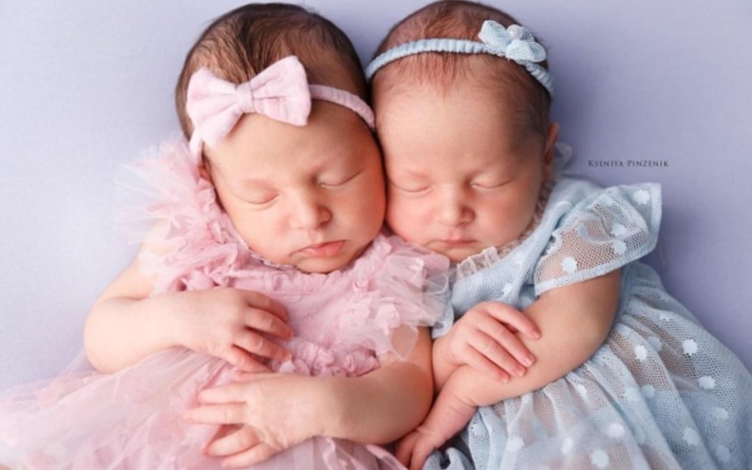 Két ikerpár született az elmúlt héten Munkácson