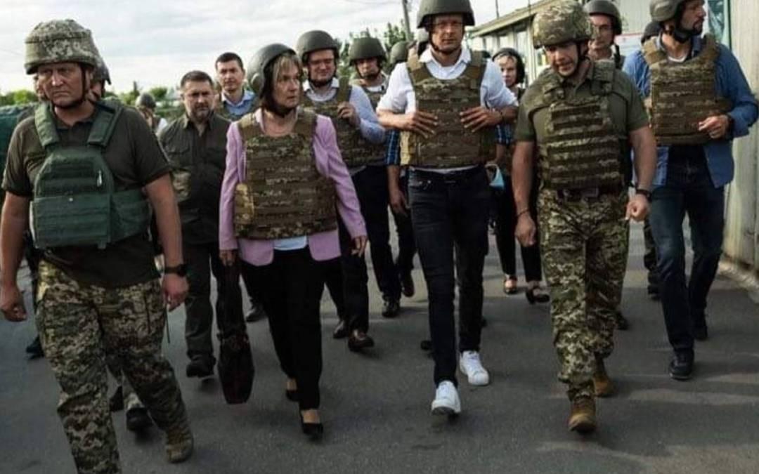Kuleba: Magyarország támogatja Ukrajna területi épségét
