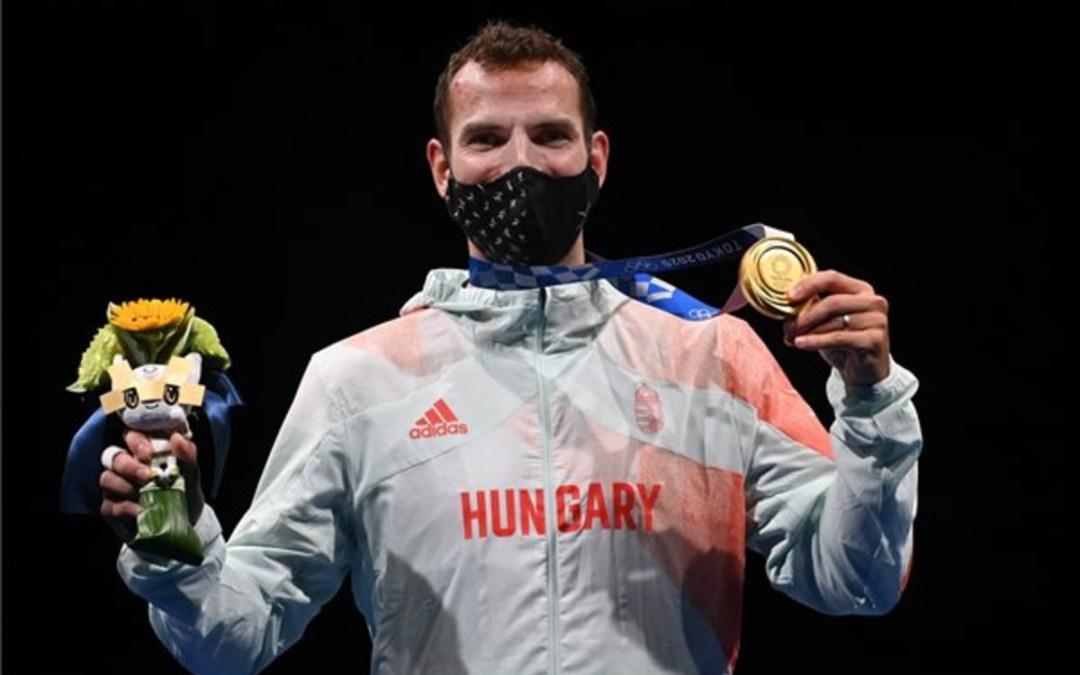 Szilágyi Áron aranyérmes, megvan az első magyar olimpiai arany