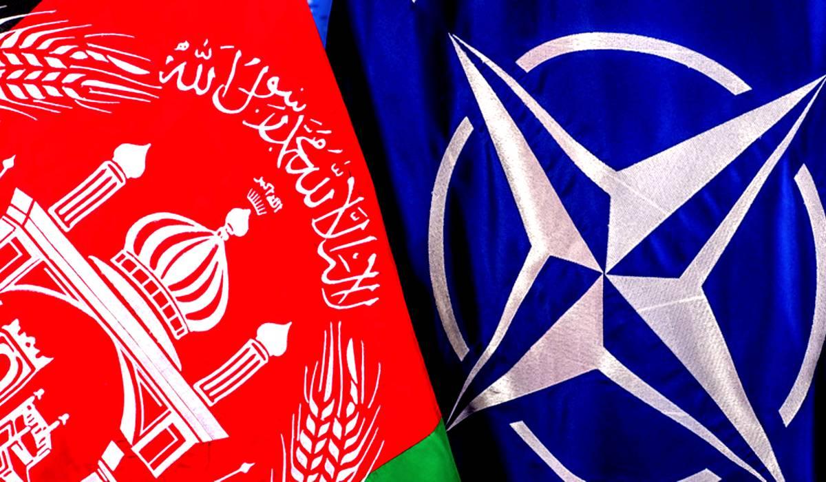 afgán NATO