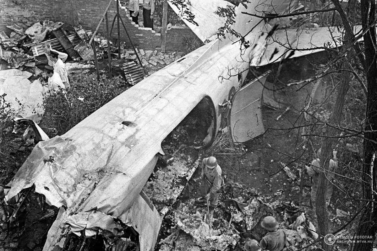 Malév légikatasztrófa