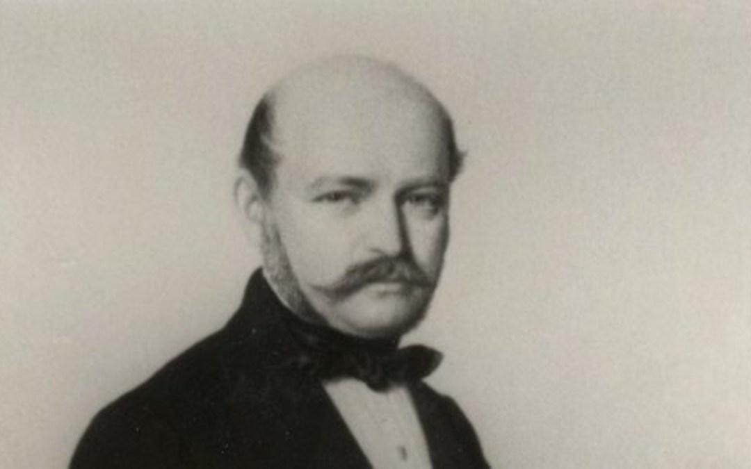 156 éve hunyt el Semmelweis Ignác