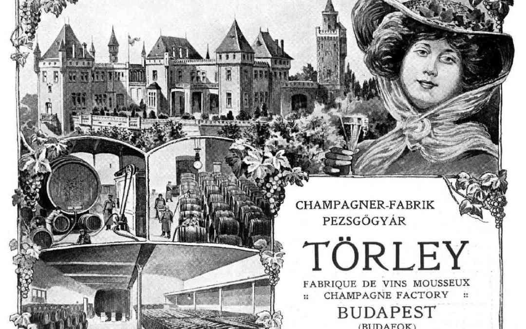 139 évvel ezelőtt jegyezték be a Törley pezsgőgyárt