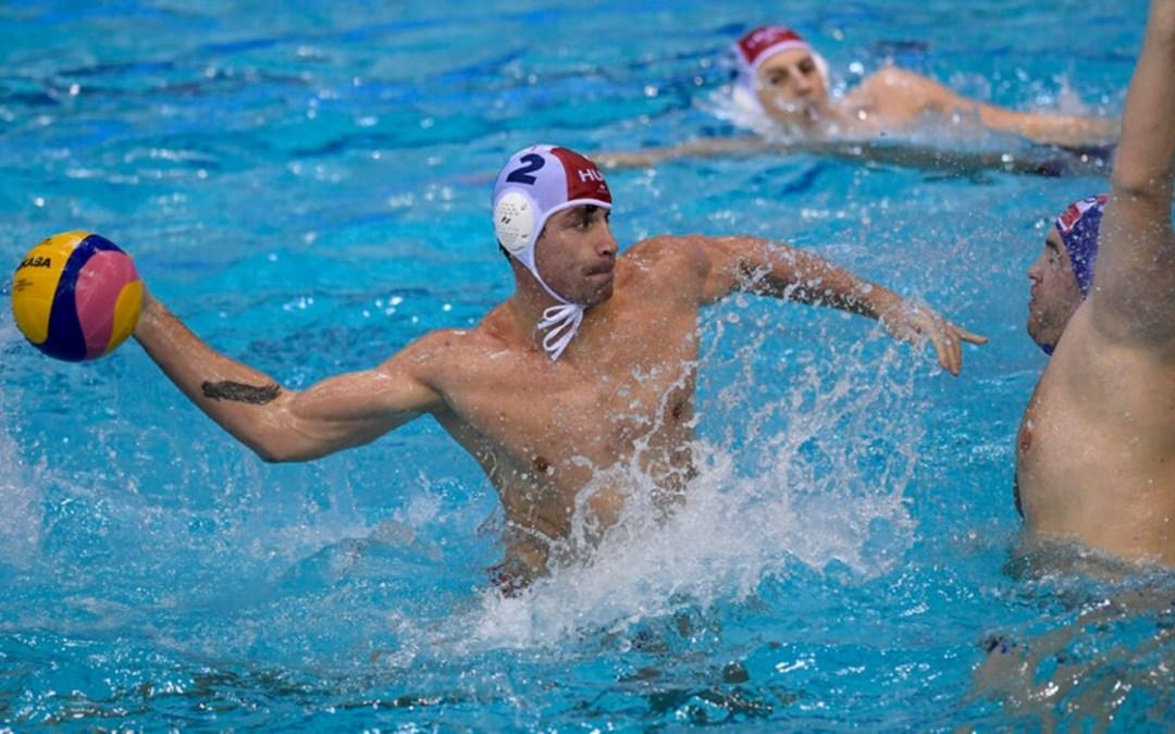 Olimpiai elődöntős a magyar férfi vízilabda-válogatott