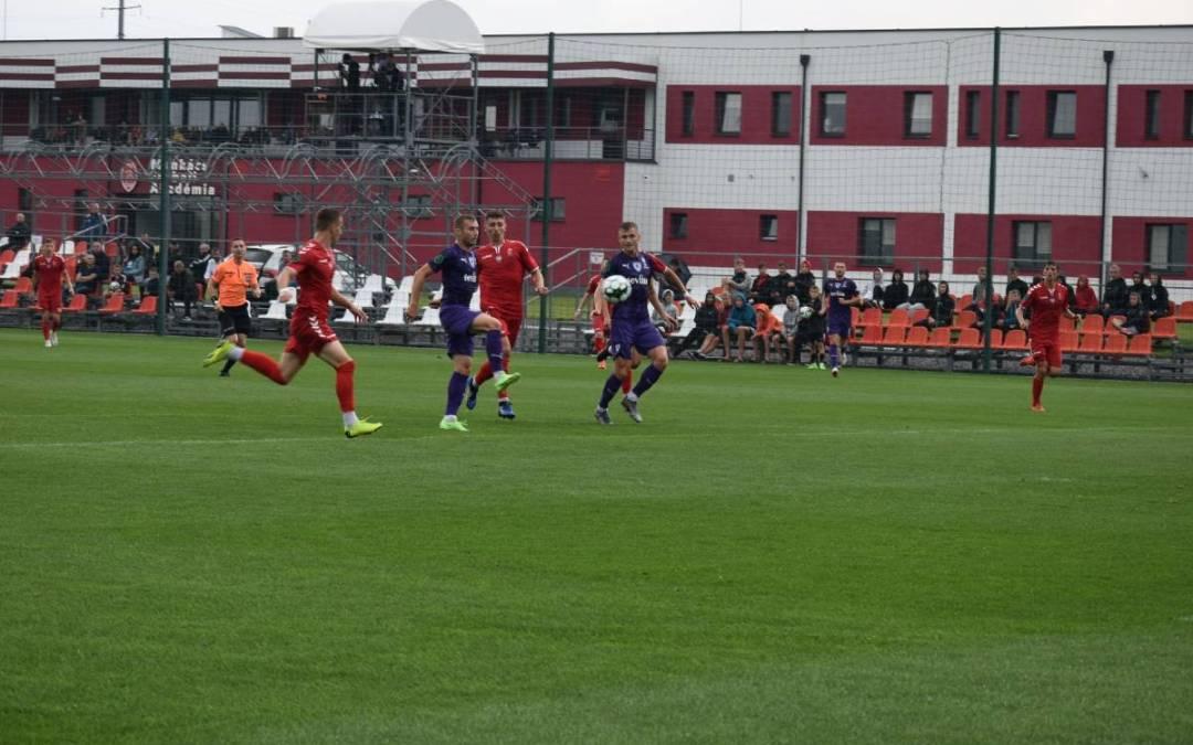 Két győzelme után elmenőtől csípett pontot a Munkács FA