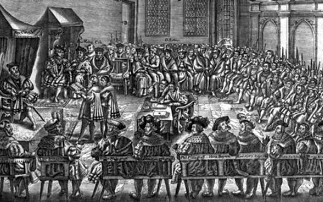 466 éve írták alá az augsburgi vallásbékét