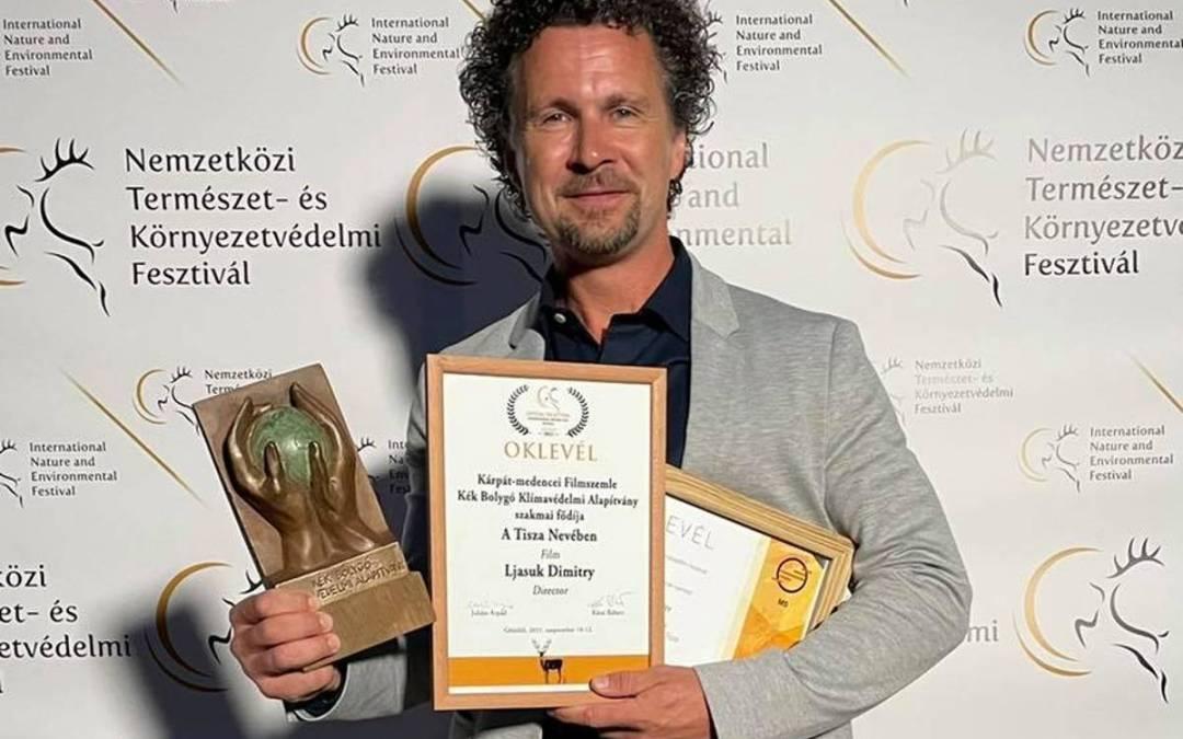 A Tisza nevében című film nyerte a Gödöllői Nemzetközi Természetfilm Fesztivál fődíját