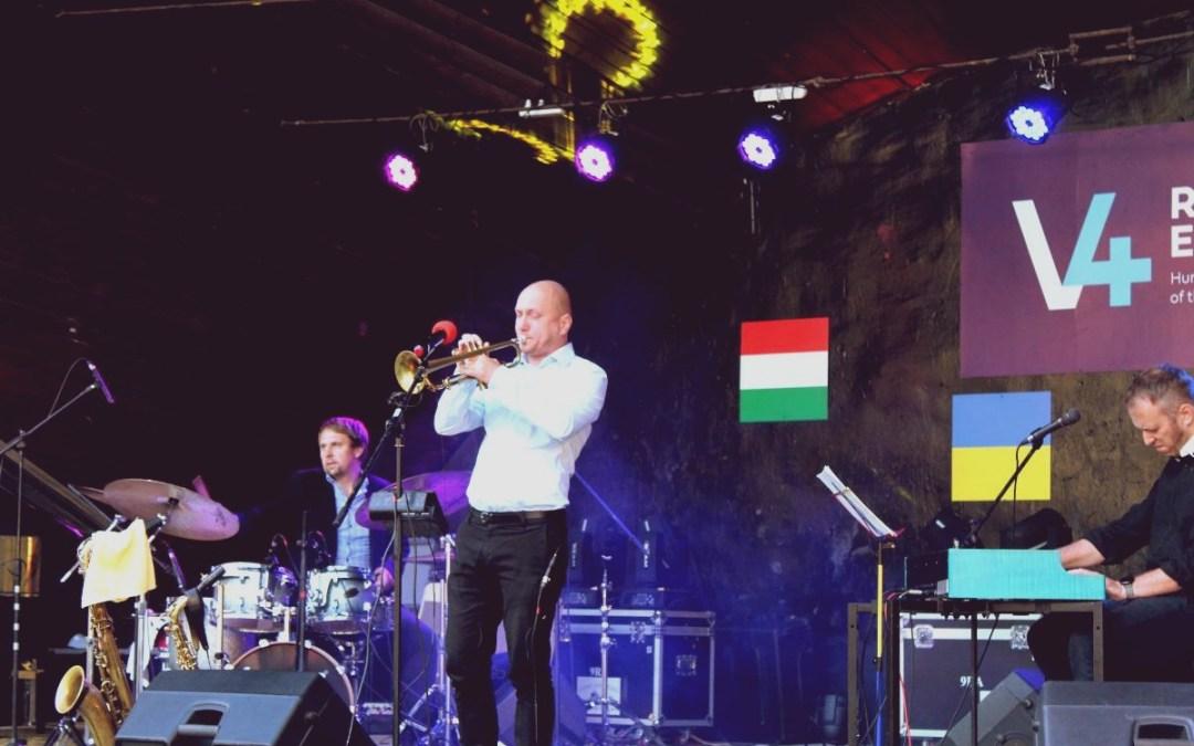 I. V4 Nemzetközi Jazzfesztivál Beregszászban