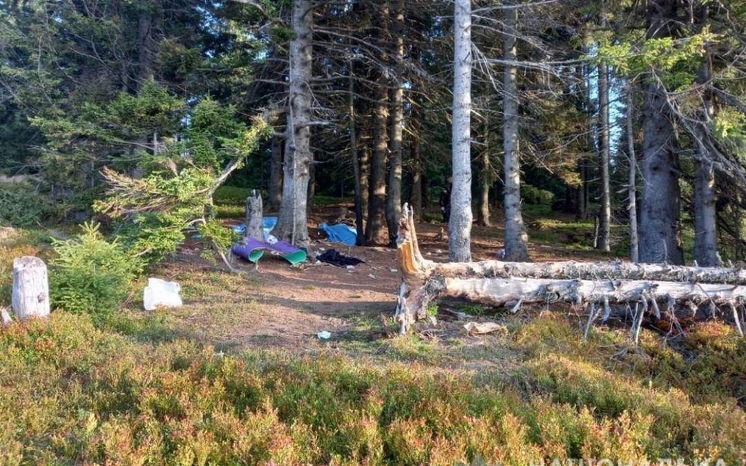 Robbanásban vesztette életét két turista a Kárpátokban