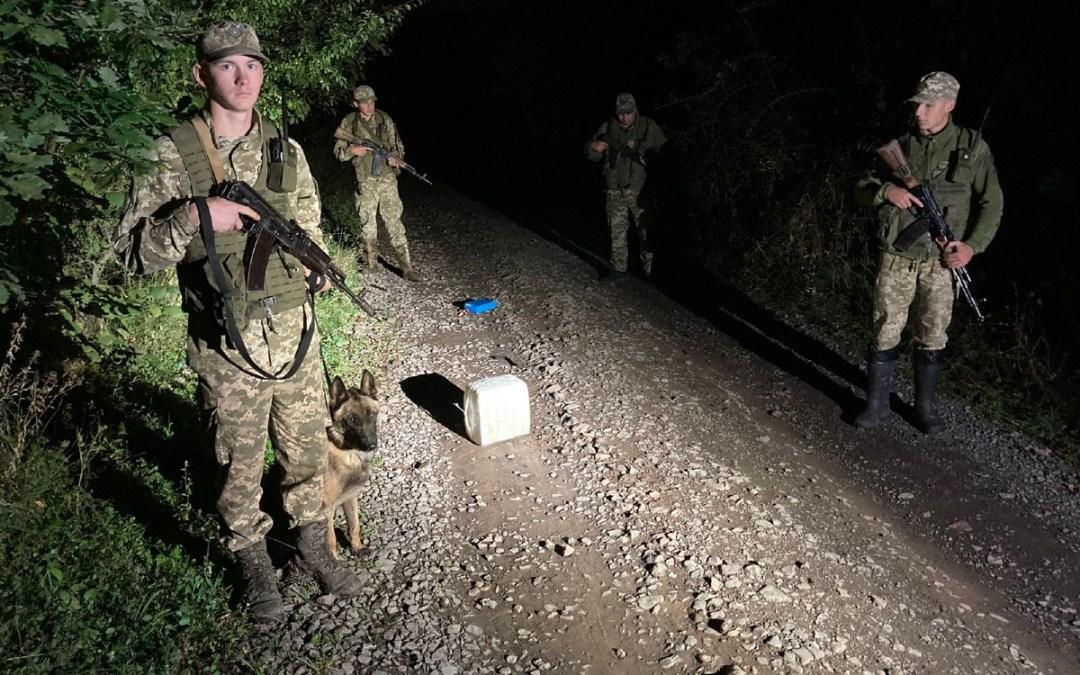 Drónnal csempésztek cigarettát az ukrán–szlovák határon