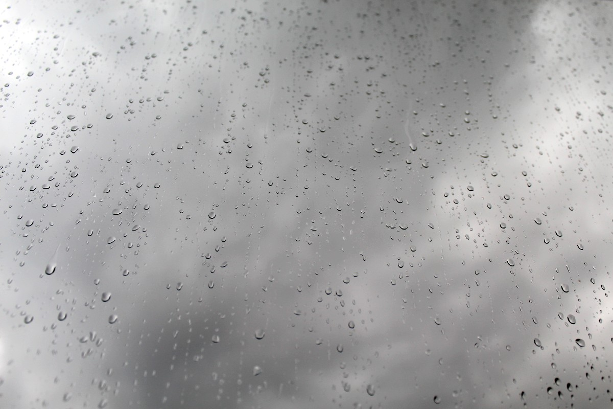 esős időjár